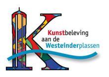 Logo kunstbeurs Aalsmeer